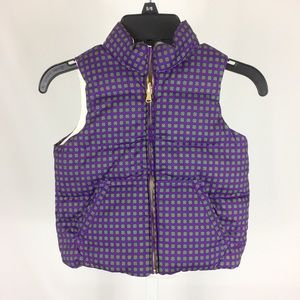 Polo Ralph Lauren Puffer Vest Reversible 4/4T